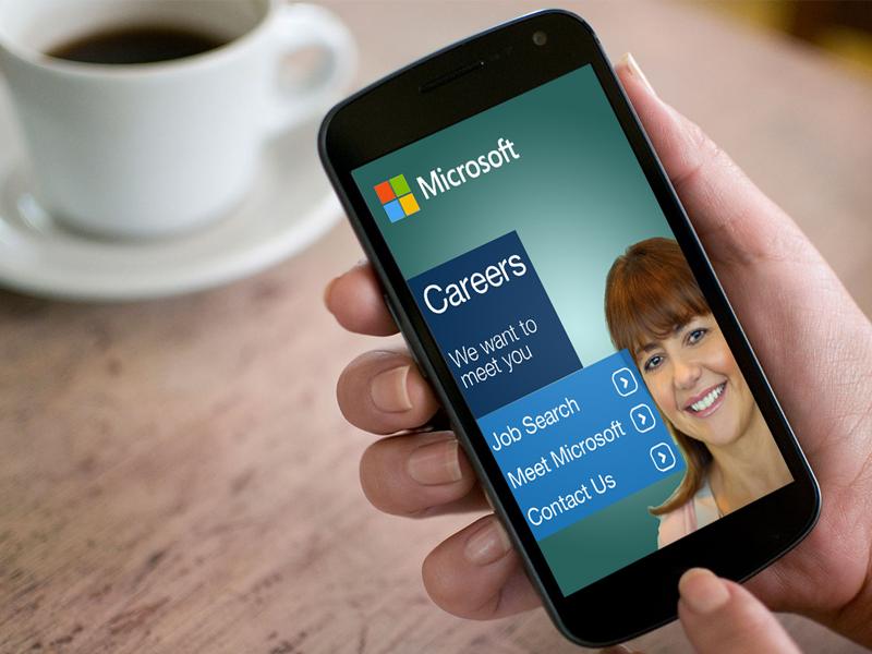 Microsoft Mockup app